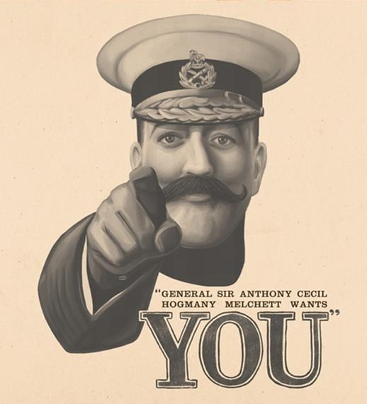 The Woodley Festival needs YOUR HELP